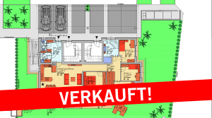 Neubau – Terrassen-Atriumshäuser Leibnitz-Forstgarten