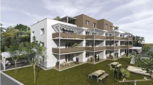 Exklusivwohnung in Leitring – Top 3, Maisonette ca. 98,46 m², Erdgeschoss und 1. Obergeschoss