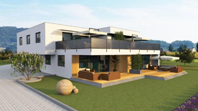 Eigentumswohnungen in Wildon Top 1 – 79 m²